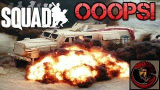 SQUAD - Bike Bomb Blasting