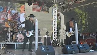 MOTOLUZANY 2016 - ZZ TOP REVIVAL  CZECH REPUBLIC