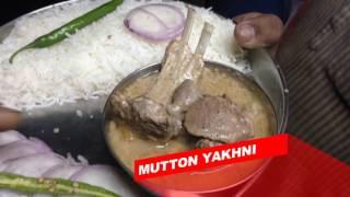 Yakhni Mutton II Sharmaji, Ber Sarai II STREET FOOD II MEATS OF THE WORLD