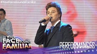 "Your Face Sounds Familiar: Sam Concepcion as Rick Astley - ""Together Forever"""