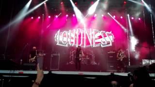 Loudness - Heavy Chains (Rock fest 2015) (Live)
