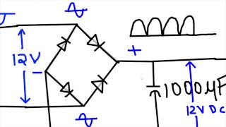 How to convert 230V AC to 5V DC