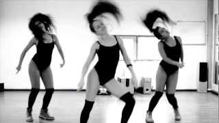 Single Ladies dance by TANUSHA - Ukrainian style