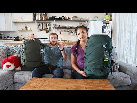 The Best Travel Backpack REI Ruckpack 40 Preview