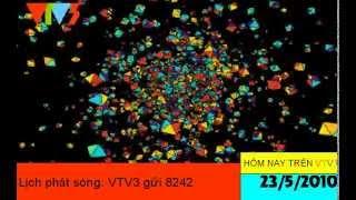 (Mô phỏng) Lịch phát sóng VTV3 ngày 23/5/2010 [Từ 20 giờ]