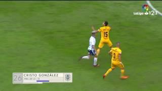 Resumen de CD Tenerife vs UCAM Murcia (2-1)