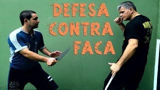 CURSO DE DEFESA PESSOAL  - Defesa Pessoal Contra Faca aula 1