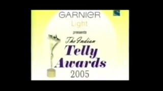 Indian Telly award 2005 for Pawan Shankar BEST ACTOR