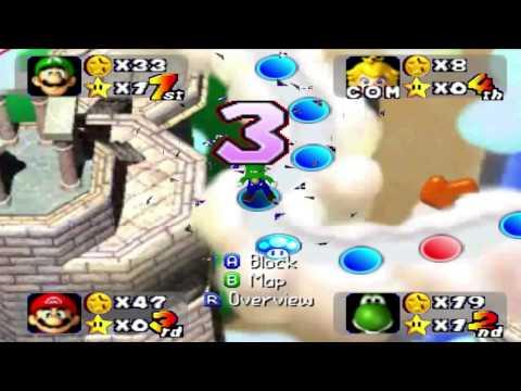 Xxx Mp4 Mario Party 1 Mario 39 S Rainbow Castle 3gp Sex