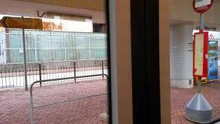 [2018-2-24] 城巴(CTB) Alexander Dennis enviro500 mmc facelift車身 12.8m VC9016 6438@930 到達西區海底隧道收費廣場
