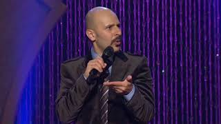"""Bias News & No Buddhist Terrorists"" - Maz Jobrani (Brown & Friendly)"
