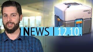 Lootboxen kein »echtes Glückspiel« - Kabellose Einsteiger-Oculus für 2018 angekündigt - News