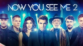 New English movie Hindi dubbed now you can see me 2 full movie in HD dual audio English +Hindi