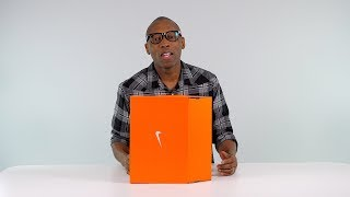 Exclusive UNBOXING: An EPIC New NIKE SNEAKER And TECHNOLOGY