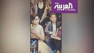 تفاعلكم: مشاهد صادمة من احتفال طفلين بزواجهما