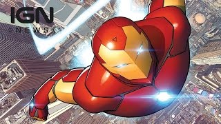 Marvel Introduces the All-New Iron Man - IGN News
