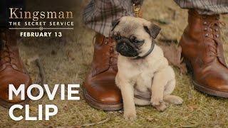 "Kingsman: The Secret Service | ""Puppy"" Clip [HD] | 20th Century FOX"