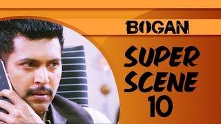Bogan - Super Scene 10 | Hindi Dubbed | Jayam Ravi | Arvind Swamy | Hansika Motwani