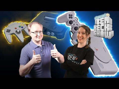 Ben Heck s Console Wars PlayStation 1 vs Nintendo 64