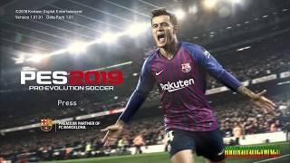 PS4 PES 2019 LA LIGA OPTION FILES [HD]