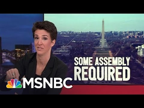 Resistance To Donald Trump Grows With Local Roots Rachel Maddow MSNBC