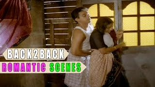 Kamal Haasan and Soundarya Back to Back Love Scenes - Silly monks Tollywood