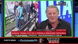 ALEJANDRO LOPEZ CON VICTOR HUGO - PROPUESTA DE GOBIERNO
