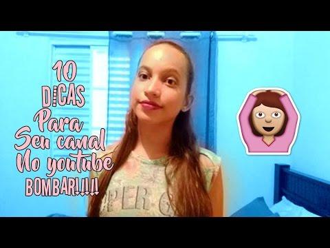 |Youtuber Iniciante #1| - 10 Dicas Essenciais