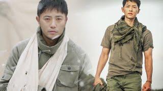 ( HD ) Big Boss x Seo Dae Young Is Alive! | Descendants Of The Sun | XIA