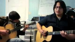 Radiohead - Lotus Flower (Acoustic Cover)