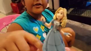 Disney Infinty 3.0 Alice figure unboxing