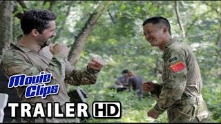 Wolf Warrior Official Trailer #2 (2015) - Scott Adkins Action Movie HD
