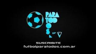 Fútbol Para Todos en la Web