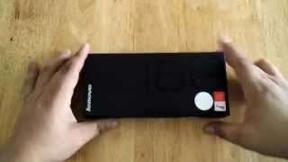 Lenovo Vibe Shot Unboxing and Hands-on [Unscripted]