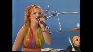 Spice Girls - Say You'll Be There Live At Cannes Festival Film 1997