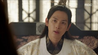 [The King in Love]왕은 사랑한다ep.19,20Si-wan by the fact that he had deceived 'explosion of anger'.