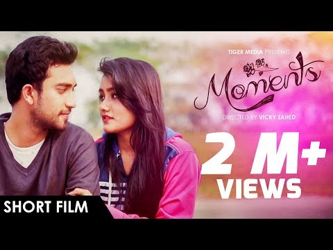Moments (Bengali Short Film)   Jovan & Anamika   Vicky Zahed   2016