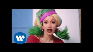 Cardi B, Bad Bunny & J Balvin - I Like It [Official Music Video]