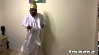 Woli Agba: Olamide - Oya Dab