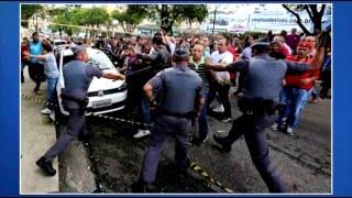 Lula presta depoimento na Operação Lava Jato
