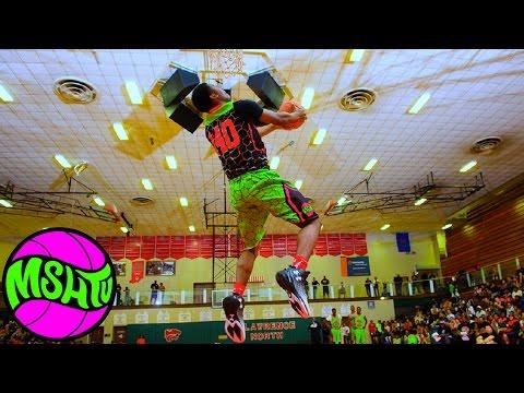 8th Grader Jordan Toles has BOUNCE - MSHTV Camp Mixtape - Class of 2020