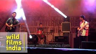 We The Giants, Dimapur - Hornbill Rock Contest
