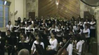 06 Alabad al Señor - Concierto coro del distrito 62 - 29/11/2009
