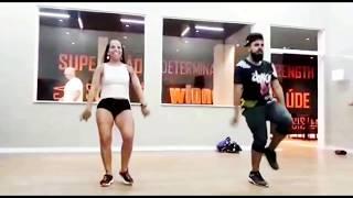Coreografia Oficial Fitdance  - Ressaca de Saudade | Wesley Maya e Mariana Penteado
