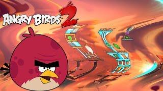 Angry Birds 2 - Rovio Entertainment Ltd BAMBOO FOREST MISTY MIRE 227 HARD LEVEL