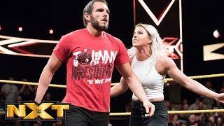 Johnny Gargano calls out Tommaso Ciampa: WWE NXT, May 23, 2018