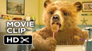 Paddington Movie CLIP - Bathroom (2014) - Sally Hawkins, Hugh Bonneville Movie HD