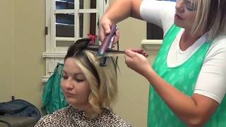 How To Curl Your Hair Using A Flat Iron - Long Lasting Hairstyles