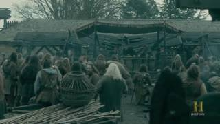 Vikings: Sigurd's Death Scene [Ending Scene] (Season 4 Episode 20)