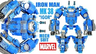 Iron Man Mark 38